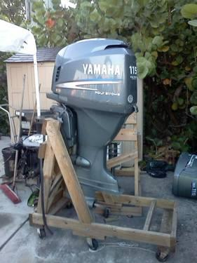 115 hp yamaha 4 stroke 20 in lower unit trim powerhead for 115 hp yamaha outboard motors for sale