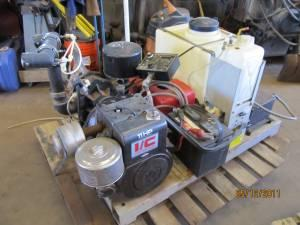 11hp industrial sprayer for sale    - $595 (somers ct)