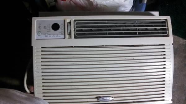12,000 BTU Whirlpool Air Conditioner - $175
