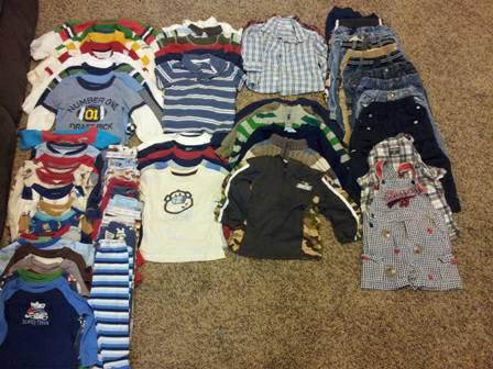 12 18 Months Baby Boy Clothes For Sale In Rockmart Georgia