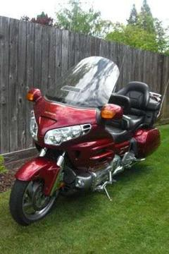 $12,500 2001 Honda Goldwing 1800