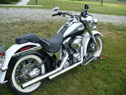 2006 harley davidson softail deluxe for sale in saint. Black Bedroom Furniture Sets. Home Design Ideas