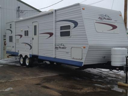 $12,500 29 Ft Jayco Bunkhouse Camper