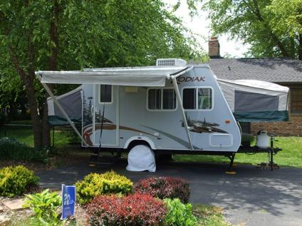 2010 Dutchman Kodiak 160 Svt Hybrid Trailer Camper For