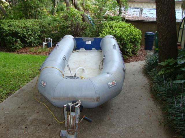 12 foot Avon inflatable boat