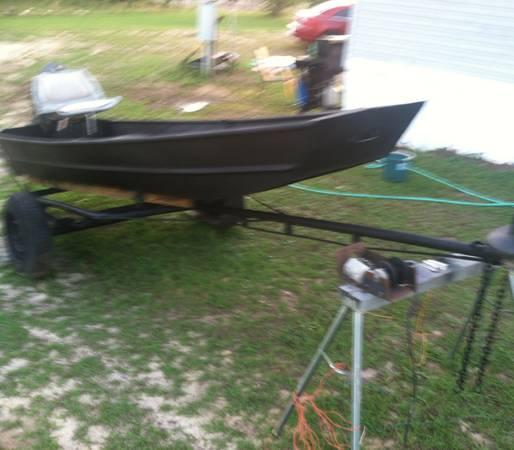 12 foot jons boat with 5hp motor for sale in columbia for Boat motors for sale in sc
