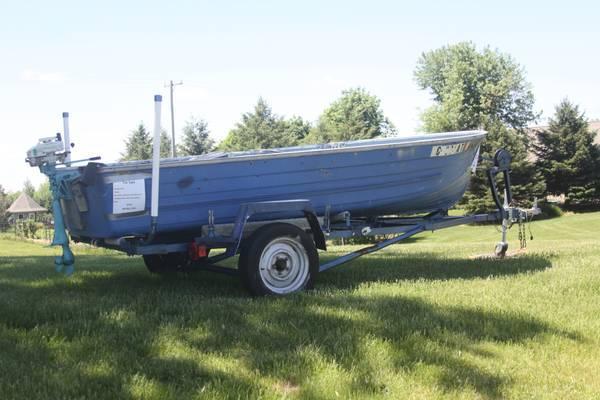 12 ft fishing boat trailer gas motor trolling motor for 12 foot fishing boat
