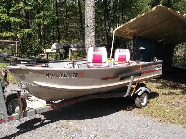 CHEAP FISHING BOATS FOR SALE WEST VIRGINIA