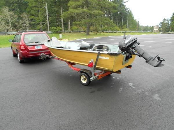 12 39 smoker craft aluminum boat for sale in florence for Aluminum craft boats for sale