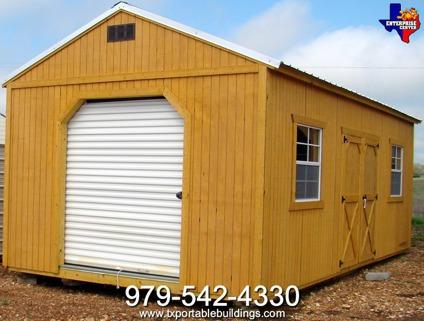12 x 24 Portable Storage Garage for Sale in Giddings ...