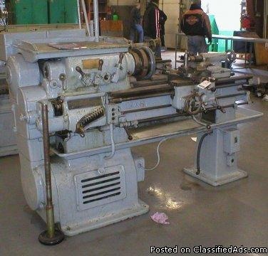 12 X 30 HENDEY TOOLROOM LATHE