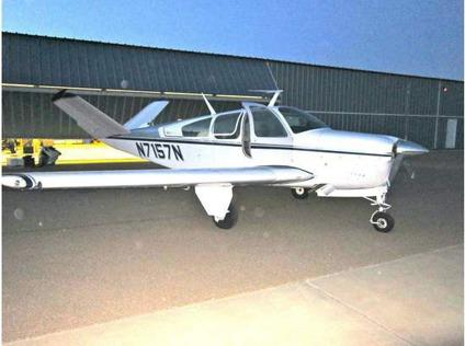 $120,000 1968 Beachcraft V35 Bonanza