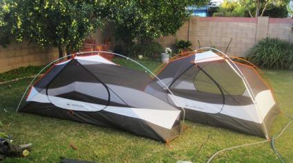 $120 OBO REI quarter dome t1 backpacking tent & OBO REI quarter dome t1 backpacking tent for Sale in Costa Mesa ...