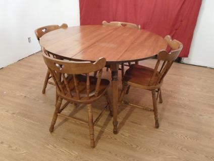 Tell City Table W 4 Chairs For Sale In Columbus Ohio