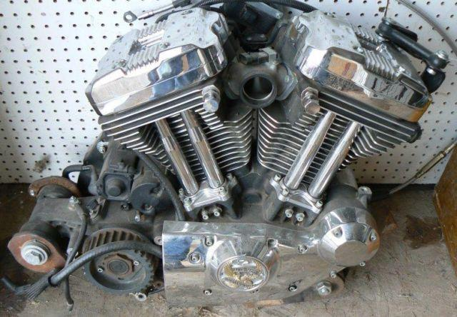 1200 Evolution Sportster Engine  U0026 Transmission For Sale In Silt  Colorado Classified