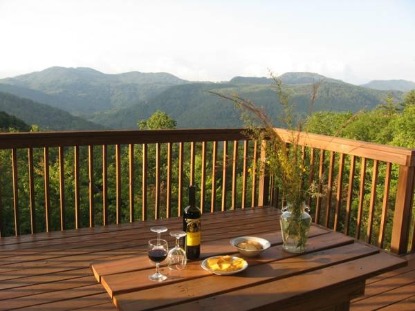3br 1500ft 178 Nc Mountains Log Cabin Vacation Rental