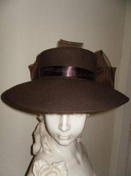 247ca59d3a2 Like New Three Beautiful High End Vintage Look Ladies Hats !! for ...