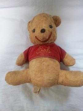 Obo 13 Vintage Winnie The Pooh California Stuffed Toys Animal Plush