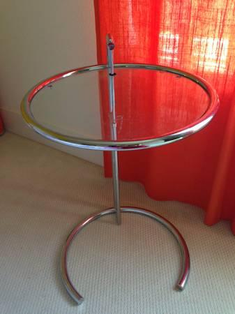 Design Within Reach Adjustable Table Designed By Eileen Gray For