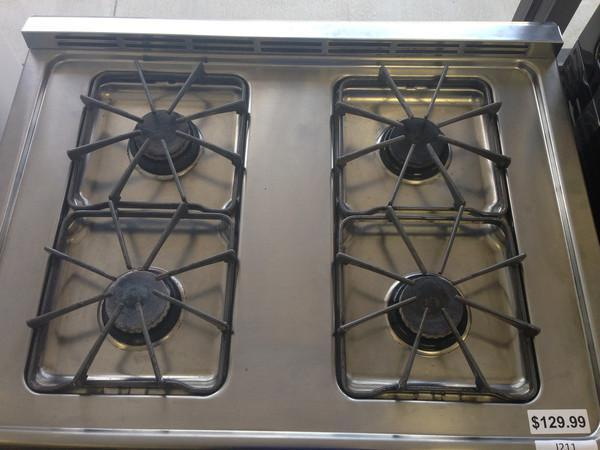 Magic Chef Black Gas Stove I211 For Sale In Katy Texas