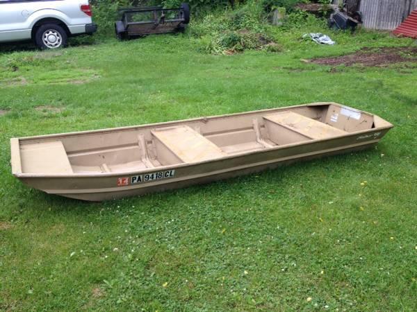 12ft Fisher Jon Boat For Sale In Middletown Pennsylvania