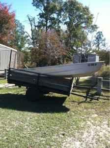 Used Tires Savannah Ga >> 12ft Jon boat also. Utility trailer - (Lizella,ga) for Sale in Macon, Georgia Classified ...