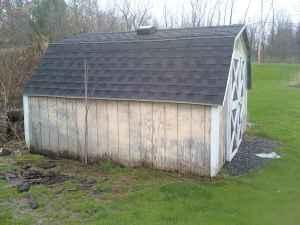 12X12 Storage Shed   $300   $300 (Webster NY 14580)