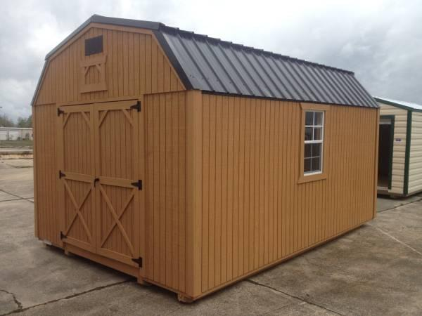 12x16 Shed With Loft Quotes