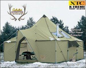 12x20 Cabela S Alaknak Ii Tent Modesto For Sale In
