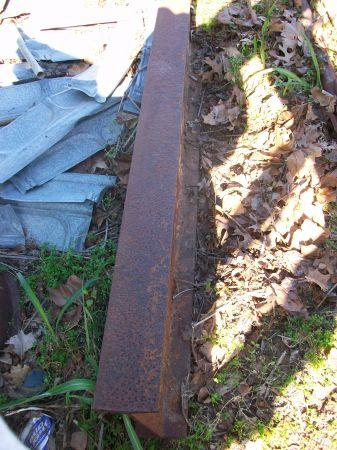 12x4 34x16 I Beam - $150 Broken Arrow