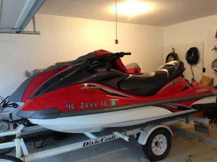 $13,000, Wave Runner Package Deal for 2 riders (plus 4 passengers) (Ottawa  Lake)