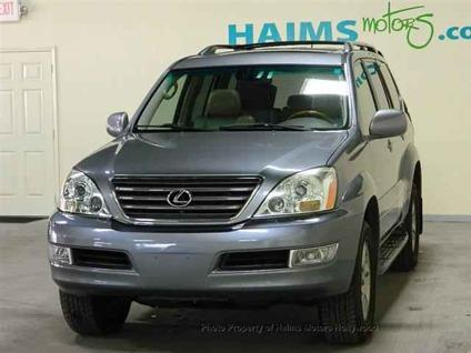 used 2003 lexus gx 470 for sale for sale in hollywood florida classified. Black Bedroom Furniture Sets. Home Design Ideas