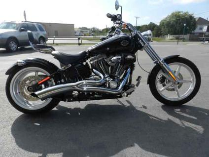 $13,900 Used 2008 Harley-Davidson FXCWC for sale.