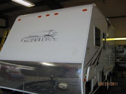 $13,986 OBO 2007 Gazelle 178Q LITE WEIGHT Travel Trailer