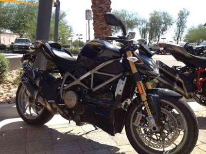 $13,999 2010 Ducati Streetfighter 1098 S North Scottsdale