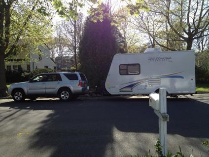 $13,999 2012 Jayco x17z Ultralight Hybrid Camper