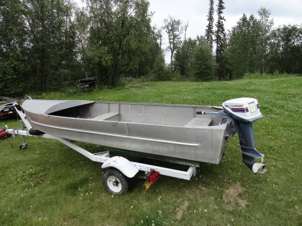13 Foot Aluminum Boat For Sale In Wasilla Alaska Classified Americanlisted Com