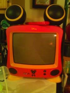 13 Inch Mickey Mouse Tv Roch Ny For Sale In Rochester