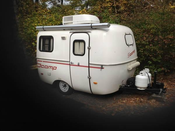 13 39 Scamp Travel Trailer For Sale In Kabetogama Minnesota Classified