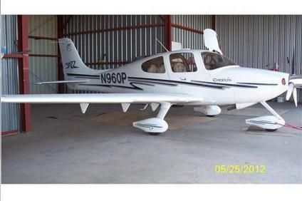 $130,000 2002 Cirrus SR22 Airplane