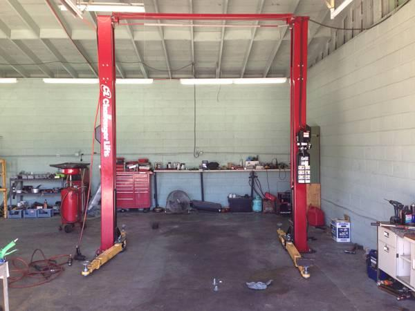 2400ft 178 Auto Mechanic Repair Body Shop Space Tools