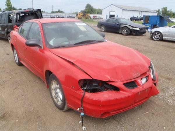 13355 2004 pontiac grand am for parts for sale in cleveland ohio classified. Black Bedroom Furniture Sets. Home Design Ideas