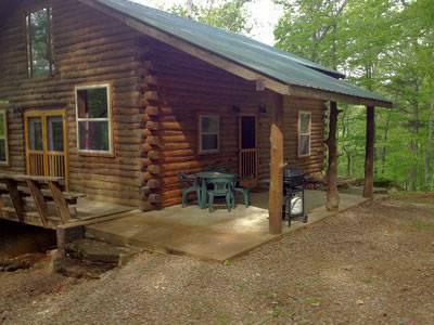Very Secluded Cabin Rental For Sale In Jasper Arkansas