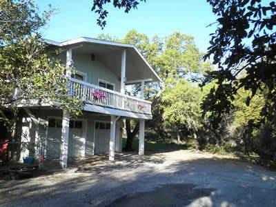 Peaceful tree house living with in law apartment canyon for Houses for sale with inlaw apartments