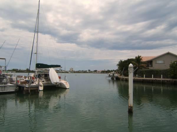 $139000 Large boat slip in very nice Marathon Marina