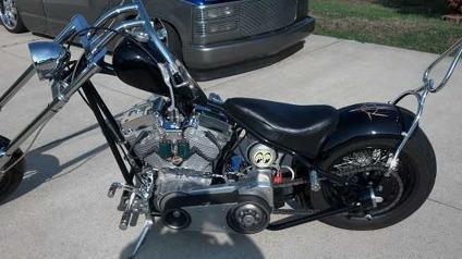 $14,000 2004 Harley-Davidson Custom