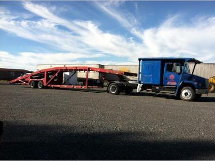 Freightliner Fl70 5 6 Car Hauler For Sale In Bedford Pennsylvania