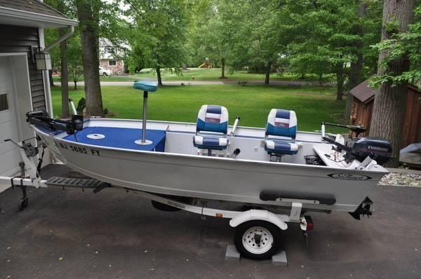 Sea Nymph Hull Sale Mahwah New Jersey