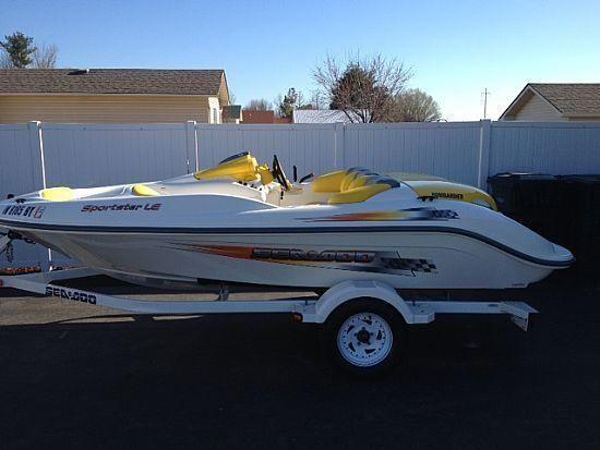 Sea Doo Speedster For Sale In Tennessee Classifieds Buy And Sell