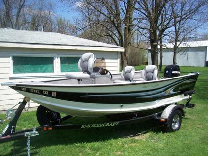 $14,350 Smokercraft 161xl Pro Angler